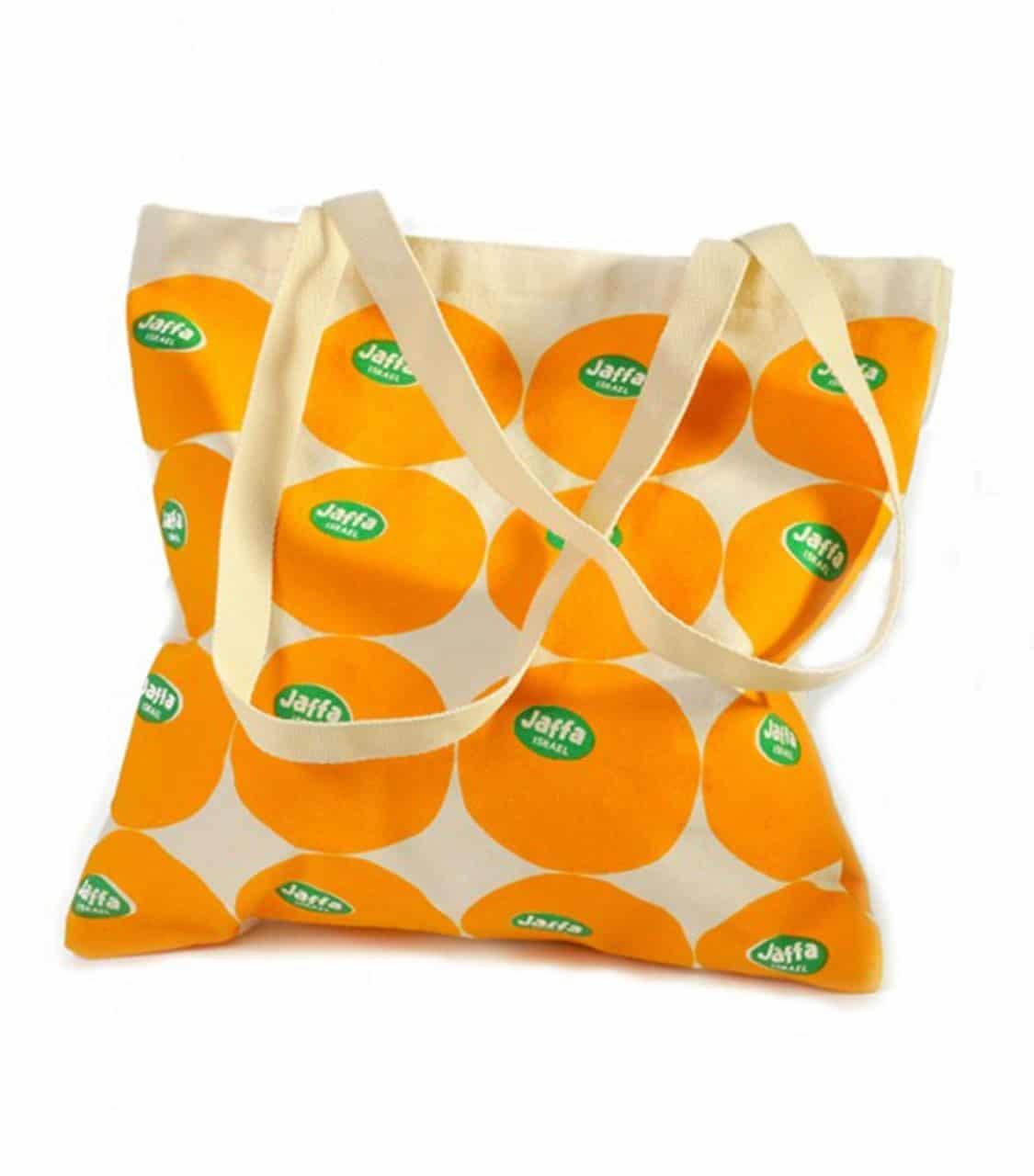 Bolso de Mano - Naranjas Jaffa