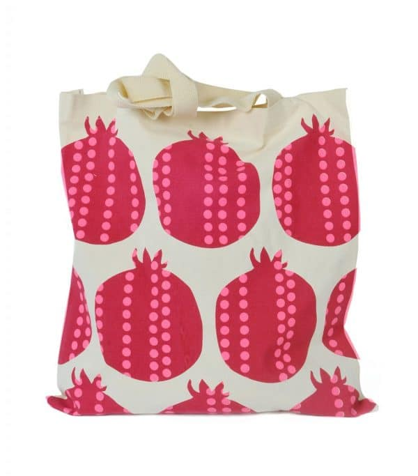Tote Bag - Pomegranate