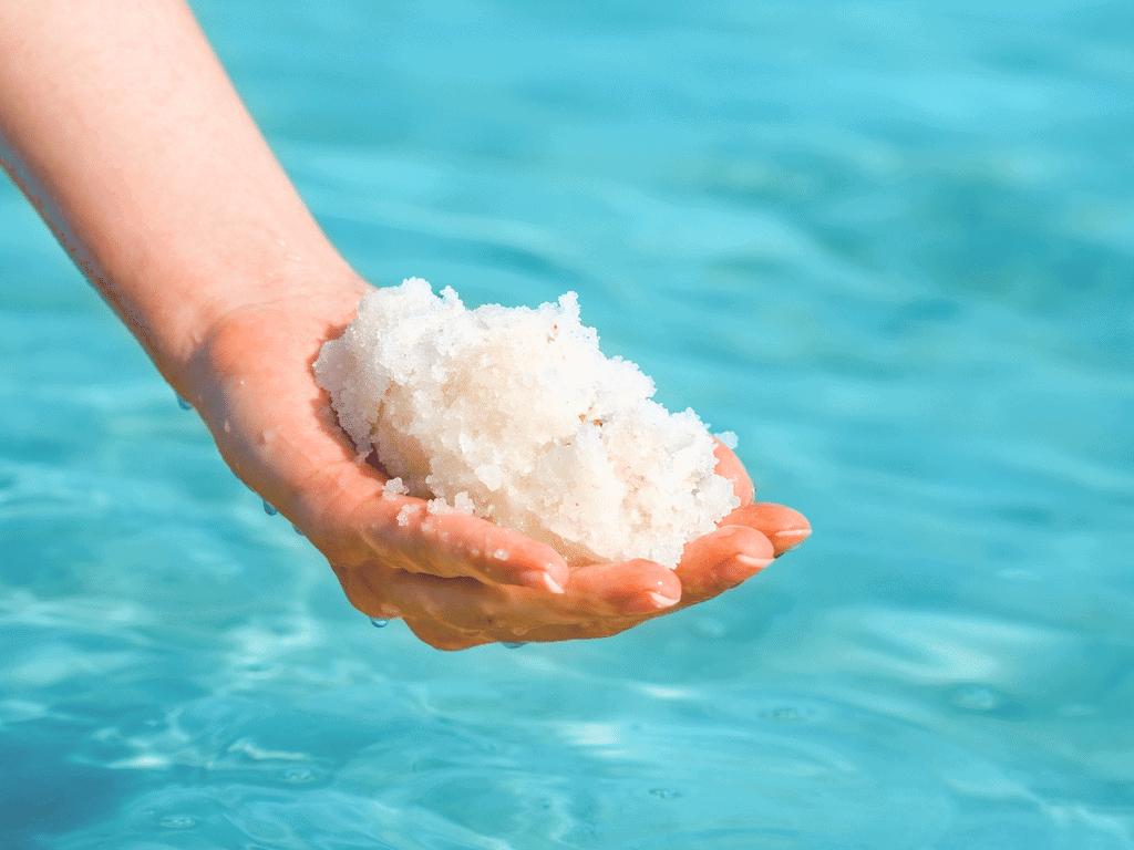 AHAVA Sales de baño del Mar Muerto Cristales (250g)