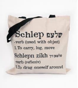 Tote Bag - Schlep
