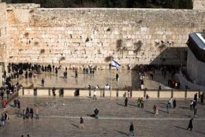 Western Wall - The Kotel, Travel