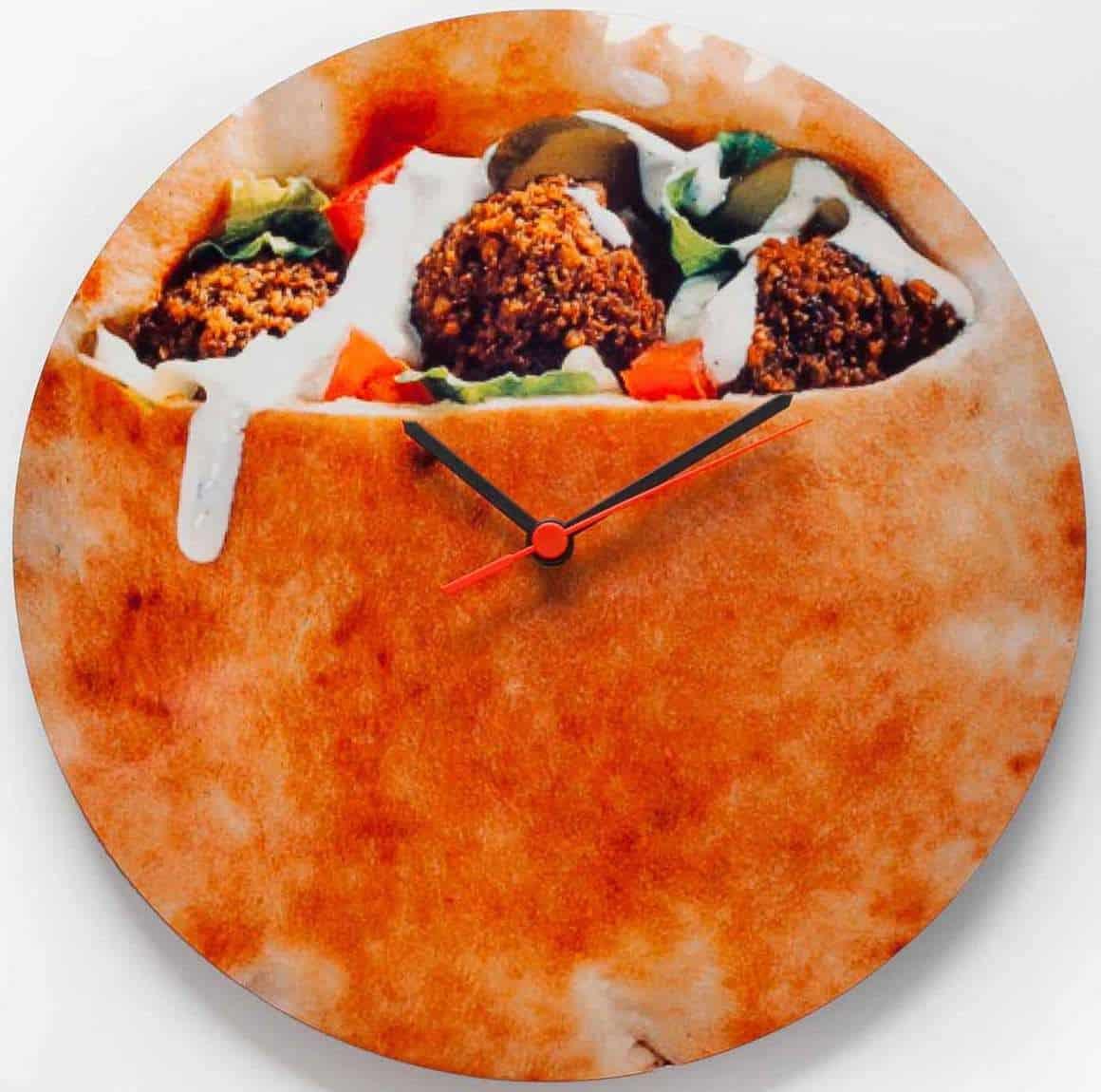Reloj Grande - Falafel