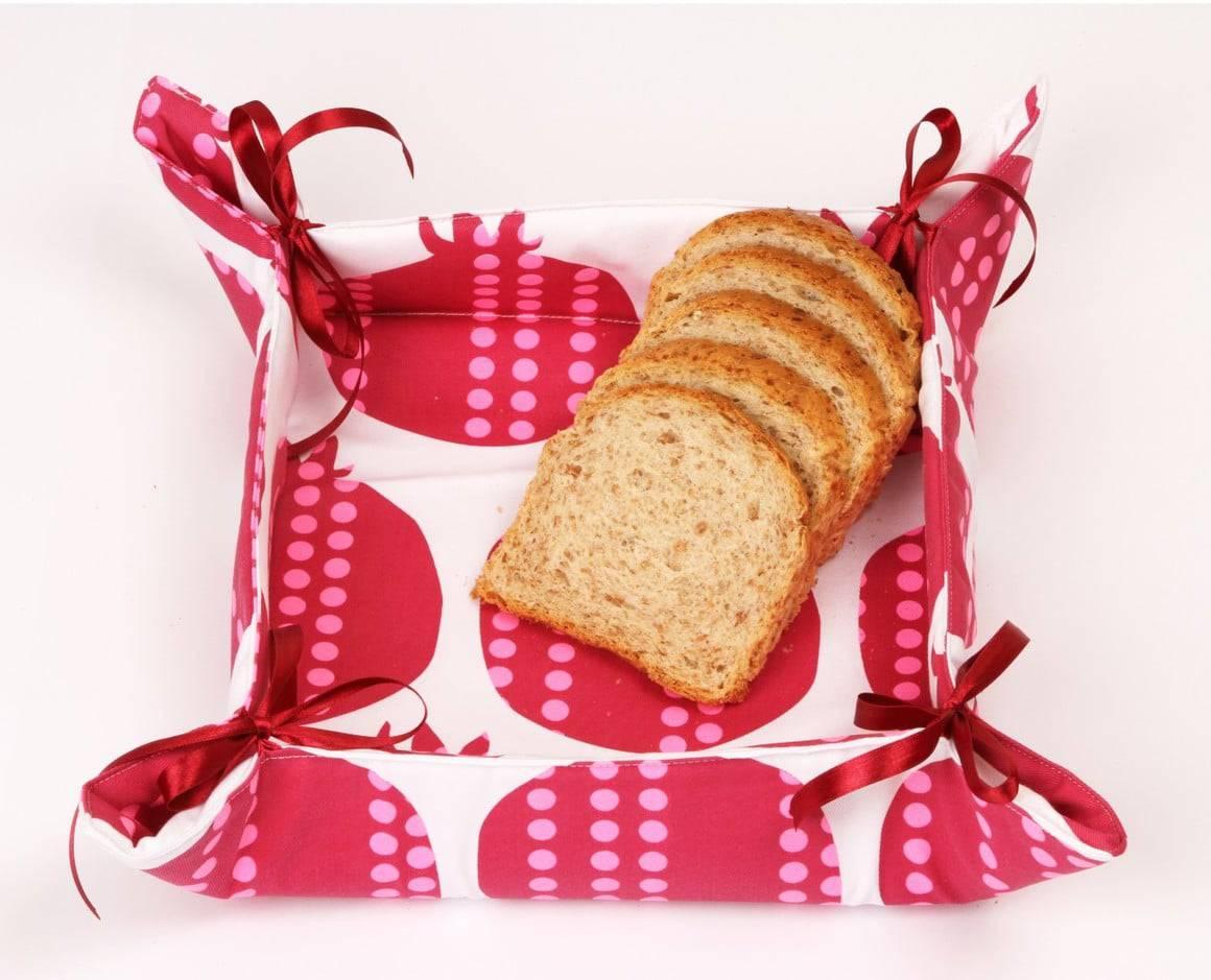 Bread Basket - Pomegranate