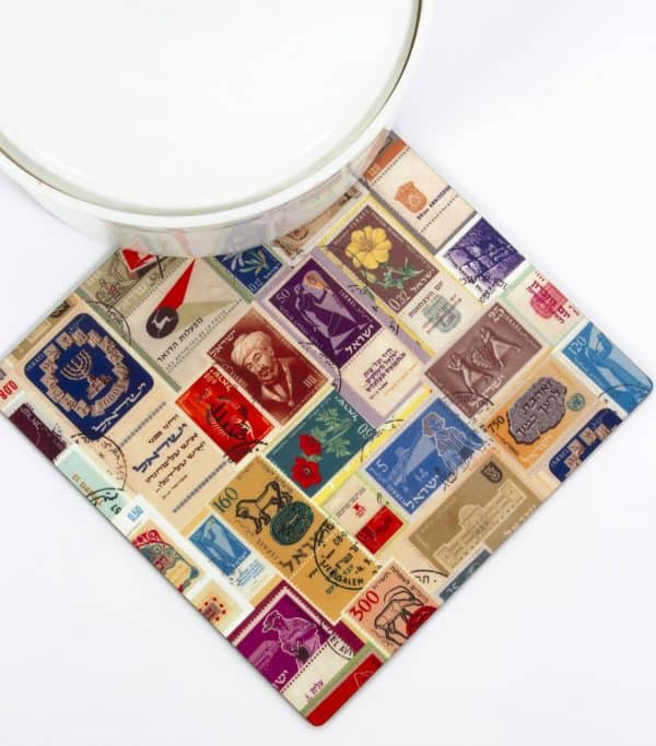 Trivet - Israeli Stamps, Product