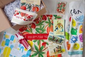 Paquete de Regalo Rosh Hashanah