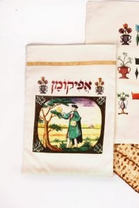 Childrens' Apron - Jerusalem City