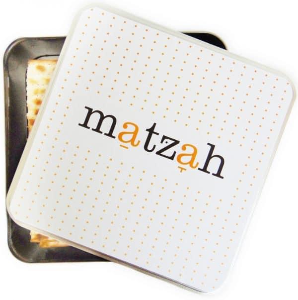 "Barbara Shaw ""Matzah"" Box, Product"