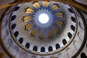 The Church of the Holy Sepulchre and Via Dolorosa, Travel