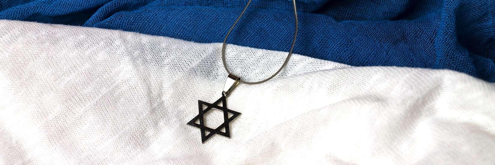 STAR OF DAVID JEWELRY