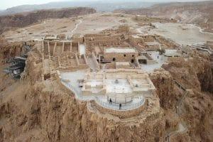 Masada National Park, Travel