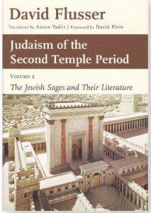 El Judaísmo de la época del Segundo Templo