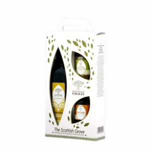 Israel Olive Oil Gift Set - The Scottish Grove Box