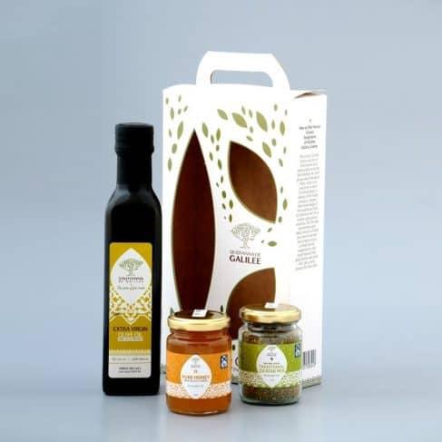 Israel Olive Oil Gift Set - The Scottish Grove Box