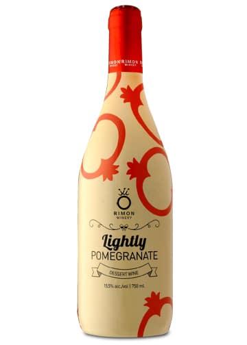 Pomegranate Wine - Lightly Dessert Wine
