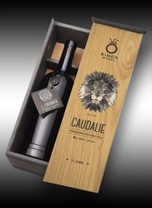 Caudalie  - Very Rare Pomegranate Fortified Wine