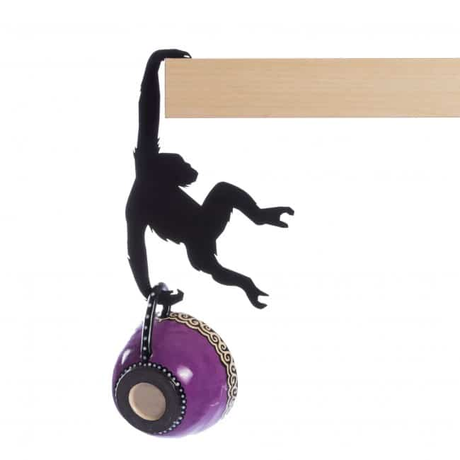 Hold it - balance hanger - Albert the Chimpanzee