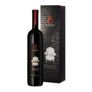 Premium Pomegranate Port Style Wine