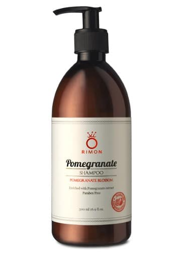 Pomegranate Shampoo