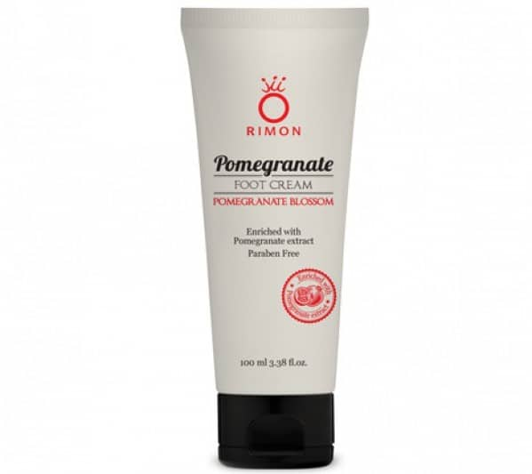 Foot Cream Enriched With Pomegranate Extracts