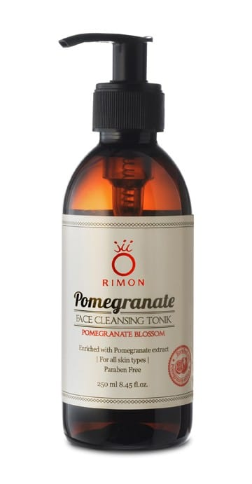 Pomegranate Facial Cleanser -  fragrance pomegranate blossom