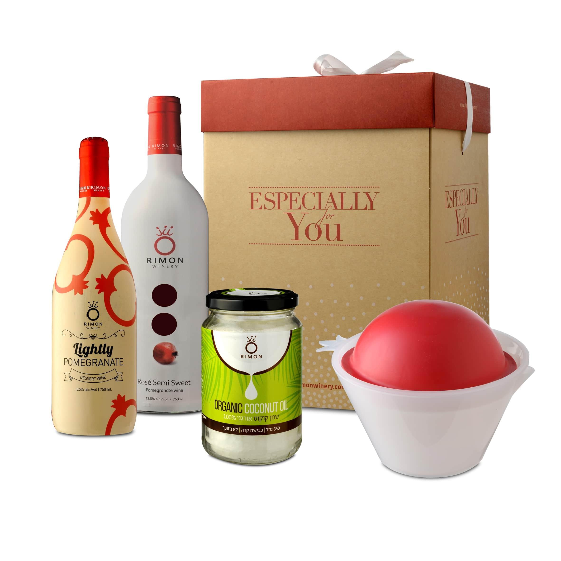 Pomegranate Wine - Gift Pack 7