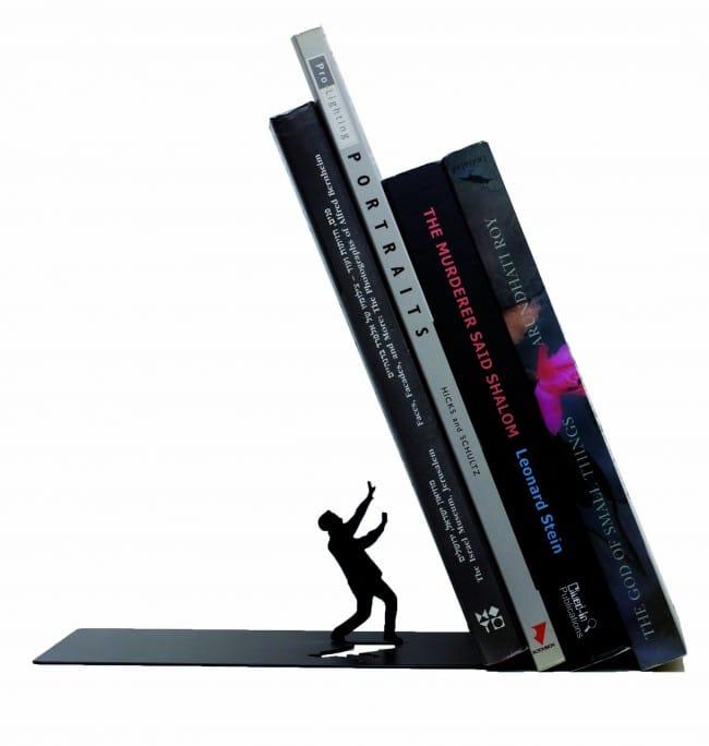 Sujetalibros Cayendo de Artori Design - Regalos Copados