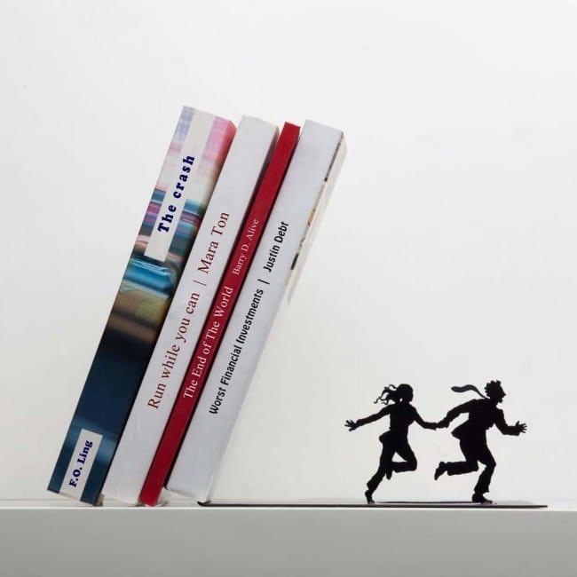 Sujetalibros Escape de Artori Design