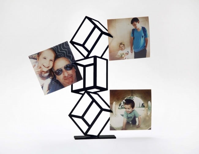 Cubes Tower - Table Unit for Pictures & Memos by Artori Design