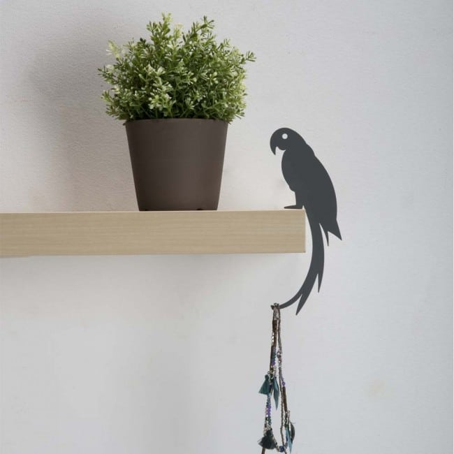 Hold it - balance hanger - Polly's Tail - Green