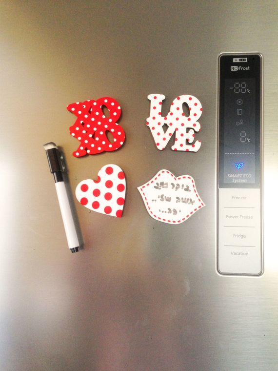 4 Love magnets