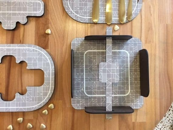 Package for table design