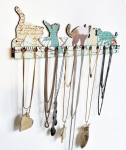 Cats Jewelry Rack