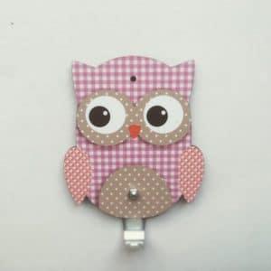 Owl kids room hanger - FREE SHIPPING