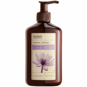 MINERAL BOTANIC BODY LOTION - LOTUS FLOWER & CHESTNUT