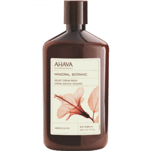 MINERAL BOTANIC BODY WASH - HIBISCUS & FIG