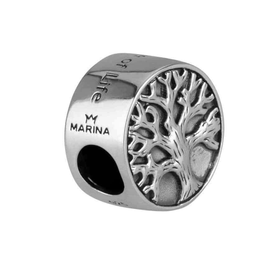 Marina Jewelry Tree of Life 925 Sterling Silver Charm