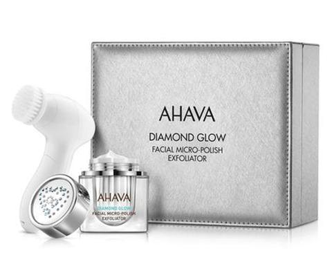 AHAVA DIAMOND GLOW FACIAL MICRO POLISH EXFOLIATOR