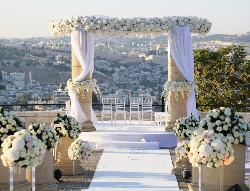 wedding in Israel