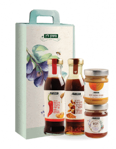 Lin Farm Honey and Cinnamon 2- Gift set