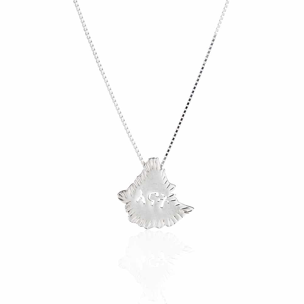 Sterling Silver MOTHER Pendant Necklace