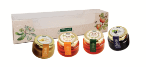 Honey Gift Set by Lin Farm