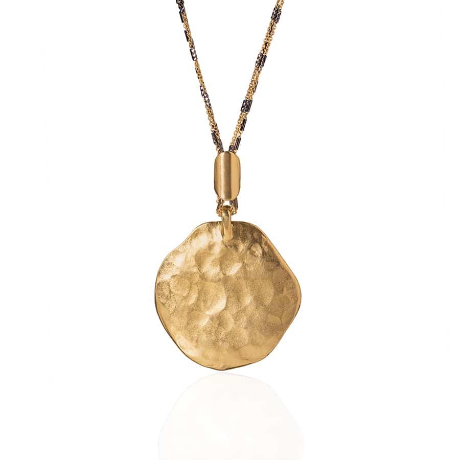 TREASURE sterling silver necklace