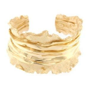 Gold plated Silver Bracelet