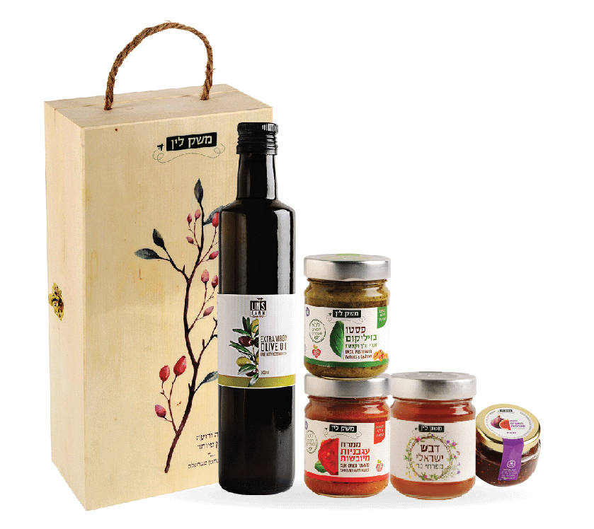 Lin Farm - Lily of the Sharon - Gift Set