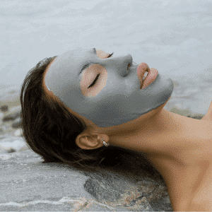 Dead Sea mud facial treatments