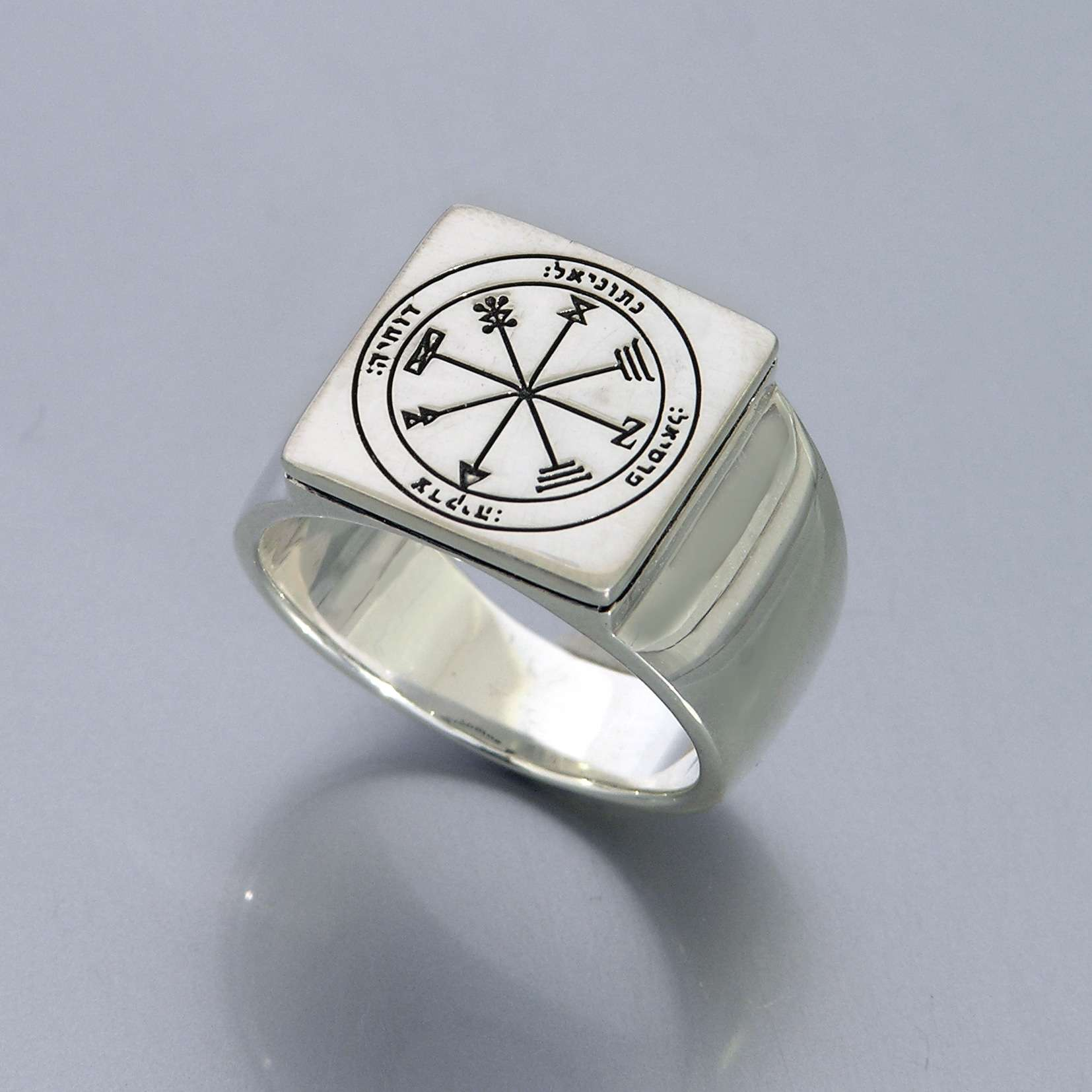 Seal of Solomon Ring - Profusion