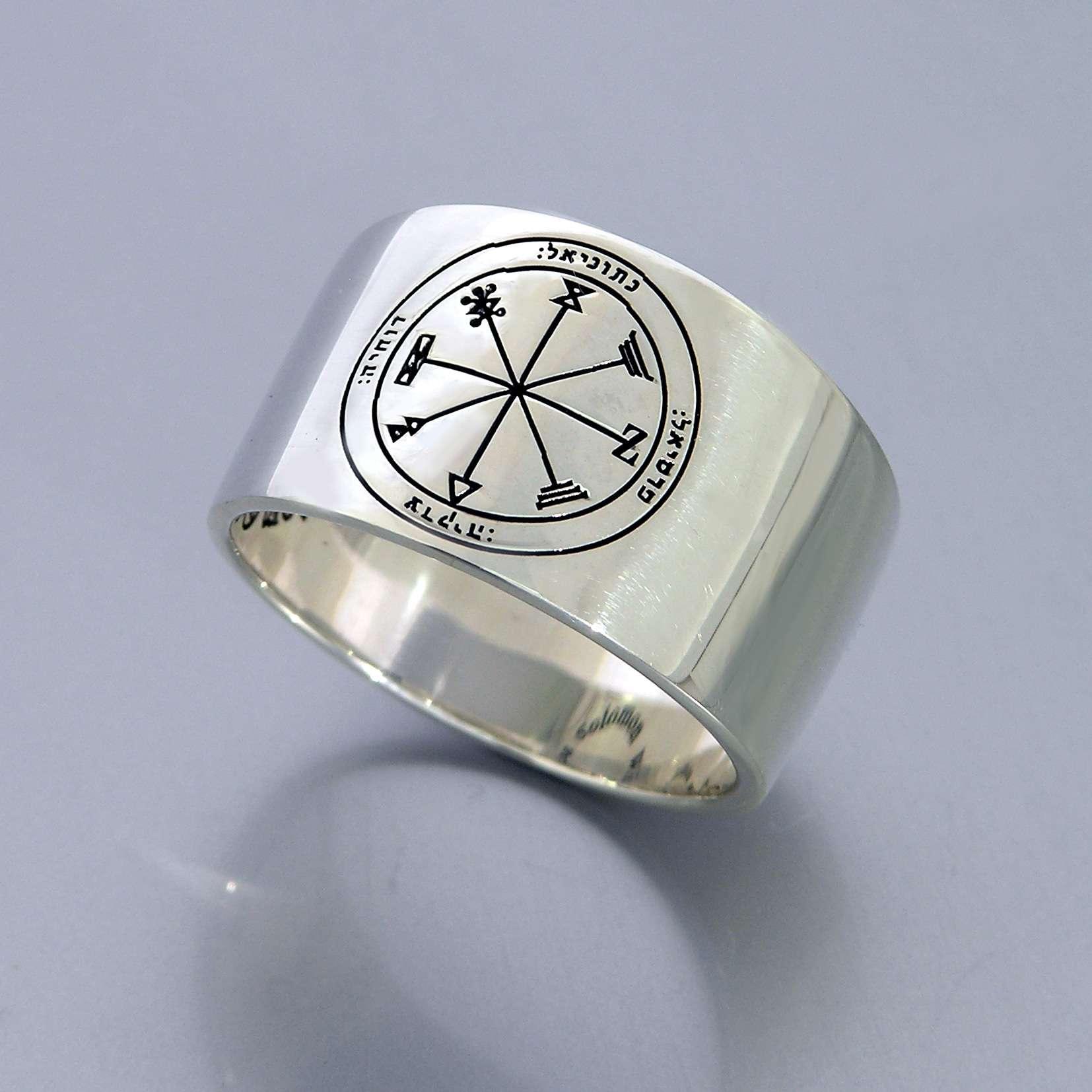 Silver King SolomonSeal Ring - Profusion