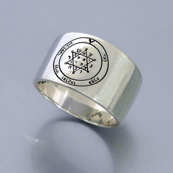 seal of solomon wealth ring
