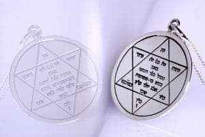 The Star of David Amulet