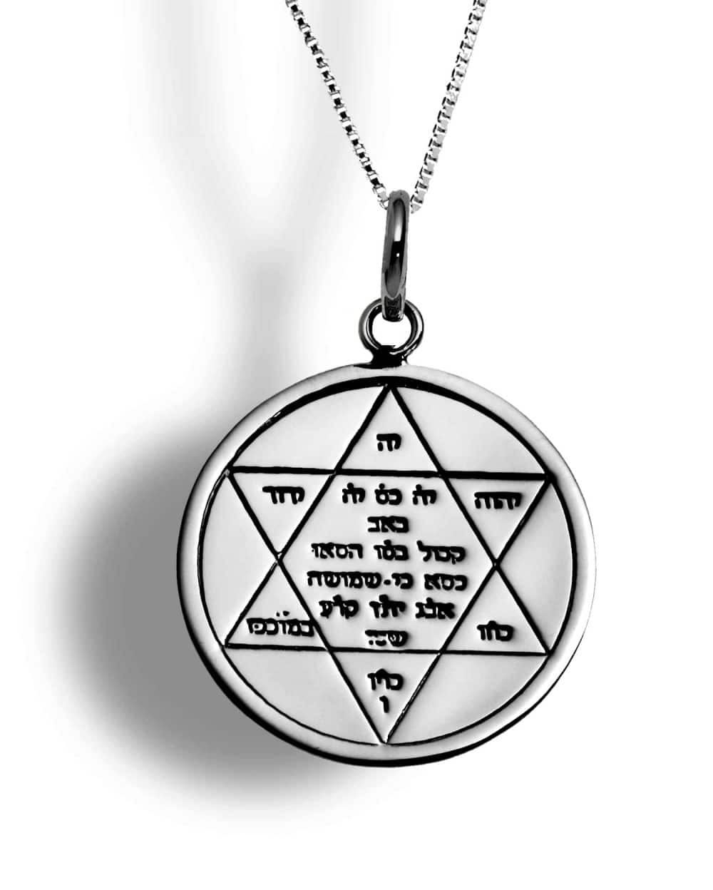Amuleto La Estrella de David